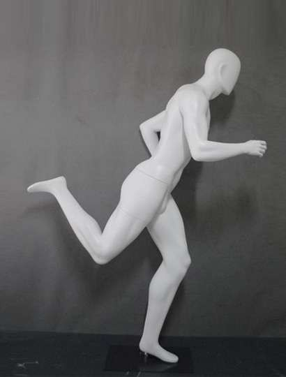 Jolly mannequins-New design sport male mannequin/male running mannequin for window display AM-144