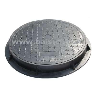 加油站人孔盖圆形900mm D400