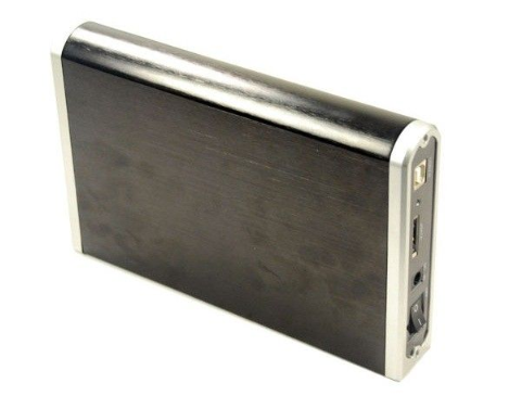 Play And Plug 3.5 Hard Drive Enclosure 4 TB External Hard Disk USB 3.0 / Esata