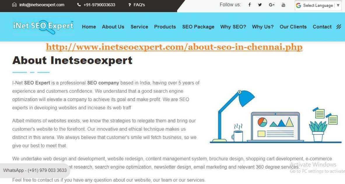 Social Media Marketing Agency Chennai - SEO Company in Chennai