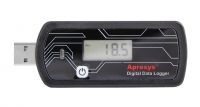 Apresys USB Multi use Reusable Temperature Data Logger recorder D25 days
