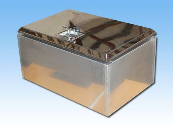 Heavy duty waterproof  underbody Iron truck storage  tool box