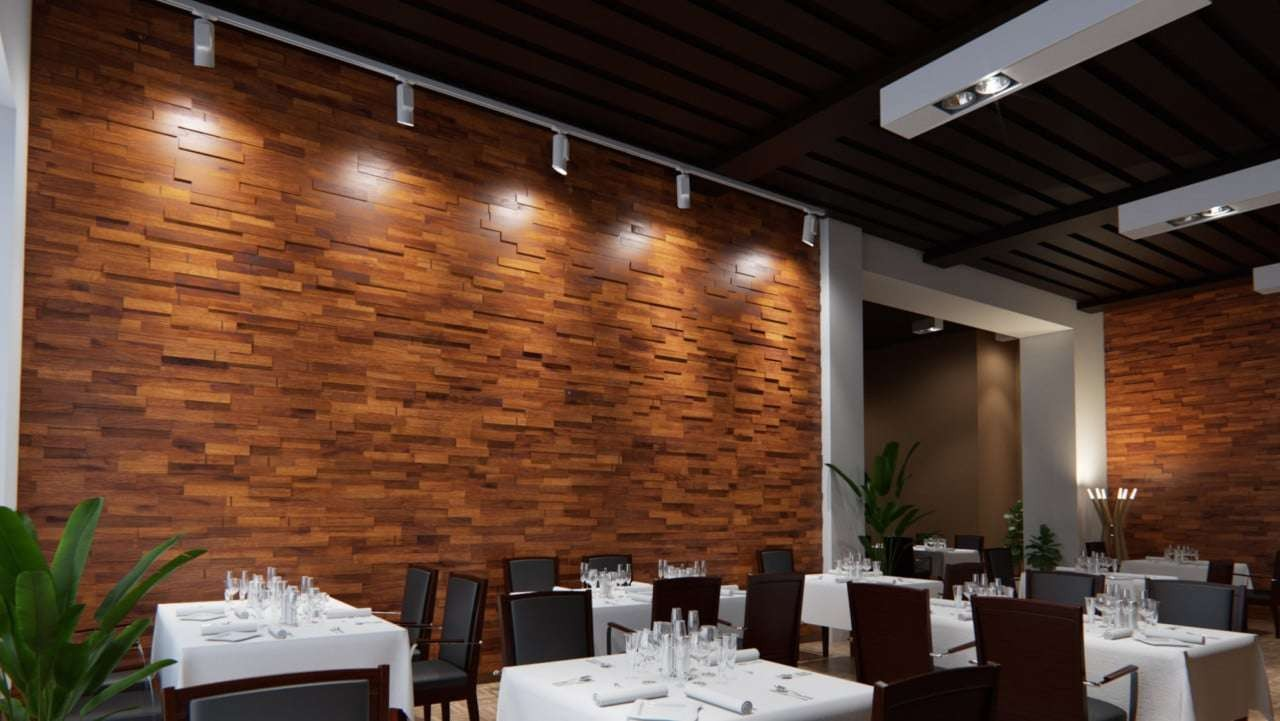 Wall Panel Mosaic Deco