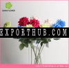 Artificial Flower Real Touch Rose Flower Decoration