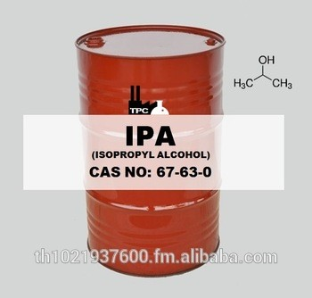 Isopropyl Alcohol 999Min IPA IPA Solvent Pack In Drum