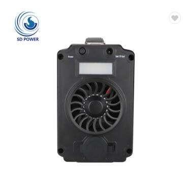 厂家直销250 * 170 * 85mm家用110V 220V便携式太阳能发电器