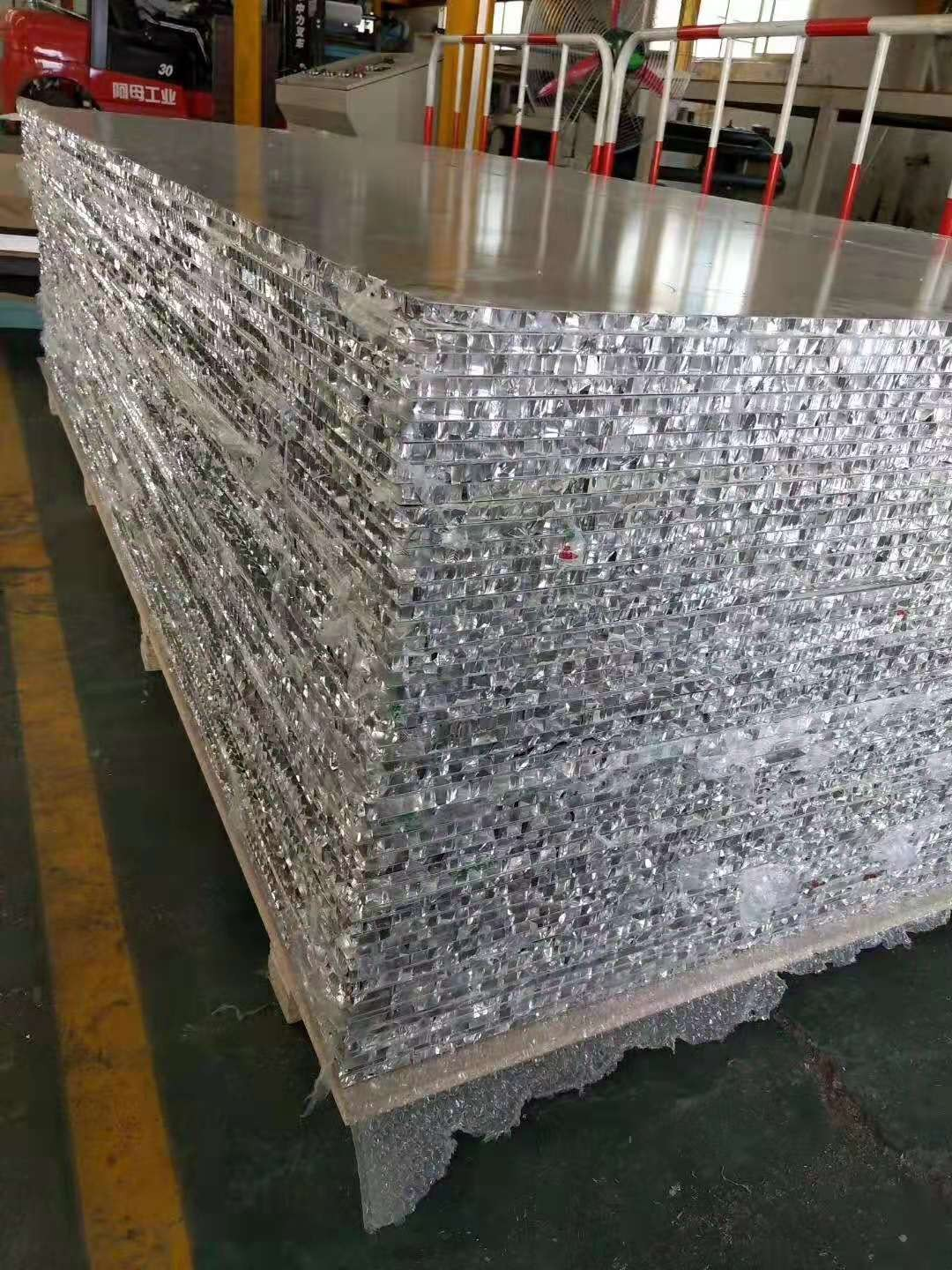 Great Strength Aluminum Honeycomb Core For Marble Honeycomb Panels
