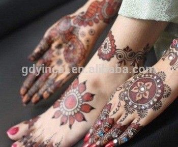 henna stencils Mehndi competive bride wedding design human body art