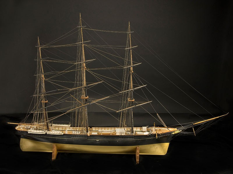 Gold Rush Ship