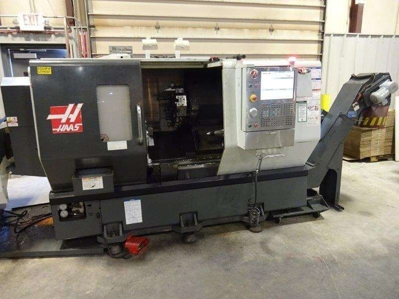 2011 HAAS-ST-20 Lathe Machine