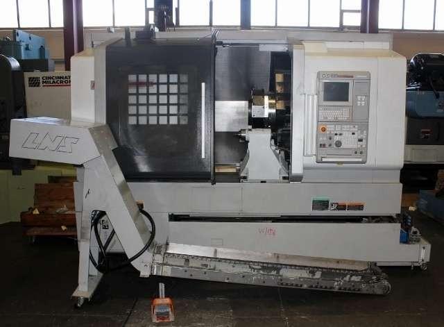 2012 MORI SEIKI NLX2500SY700 (CNC Lathe Machine)