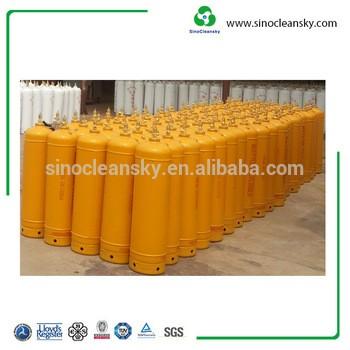43L DOT8AL Acetylene Gas Cylinder Gas Cutting From Beijing
