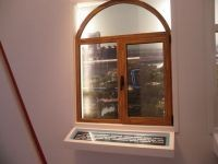 Swing window aluminum profiles