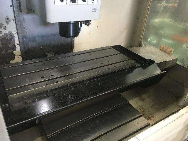 2007 Haas VF-2D CNC Machine