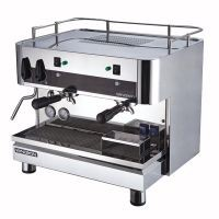 commercial espresso coffee machine double group cafe shop use