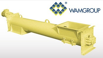 Wamgroup CAO Tubular Screw Conveyor