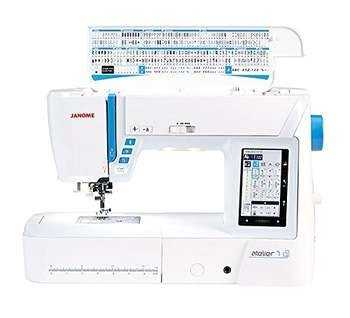 Janome Memory Craft MC 14000 V3 Horizon Quilt/Elna EX 920 Sewing And Embroidery Machine Fast Shipping