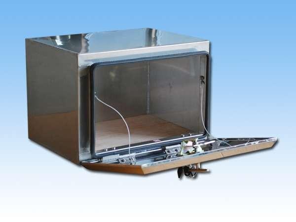 Professional mini portable  empty trailer tool box
