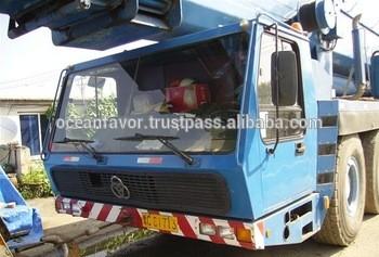 Used 100ton Grove Hydraulic Truck Crane Grove 100ton Crane