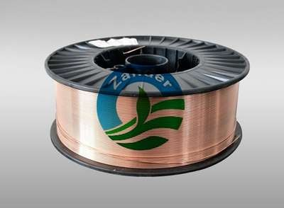 ER70S-6 SG2 G3SI1 CO2 Gas Shielded Mig Welding Wire