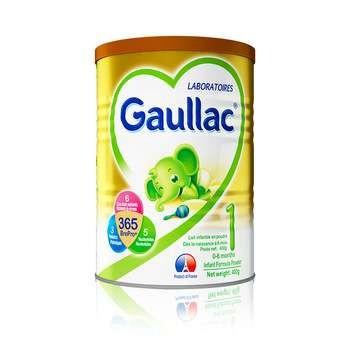 Gaullac婴儿配方奶粉1