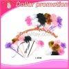 [Dollar ] Customized Moq 2000pcs version of rose flower powder pen interior decoration gift pen