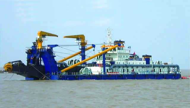 Cutter Suction Dredgers