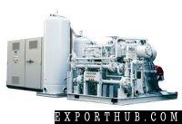 CNG Compressor Morther Station