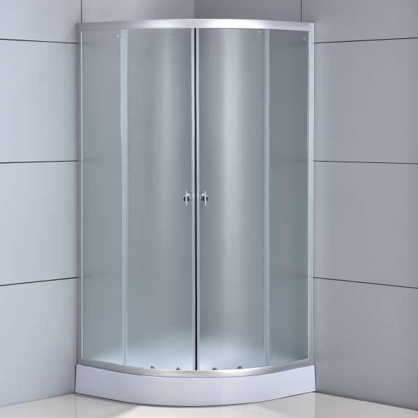 Tempered Glass Quadrant Shower Enclosures