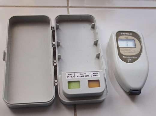 非侵入性经皮高胆红素血症分析仪用于新生儿筛查:Bilitest 2000