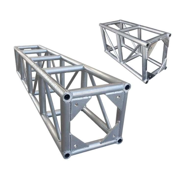 用于桁架显示的铝制螺杆方形DJ桁架