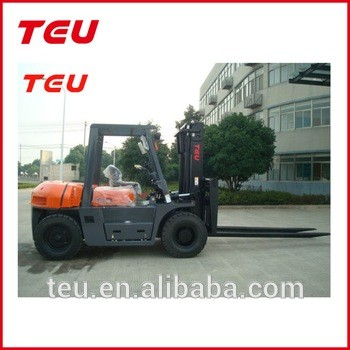 Anhui Teu Forklift Truck Co , Ltd  - Anhui, China