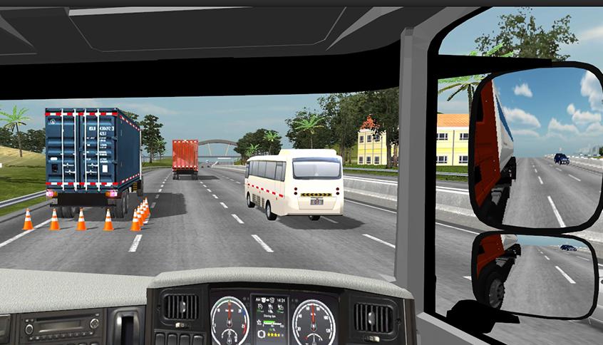 公交车模拟器