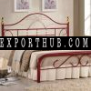 Metal Double Bed Series