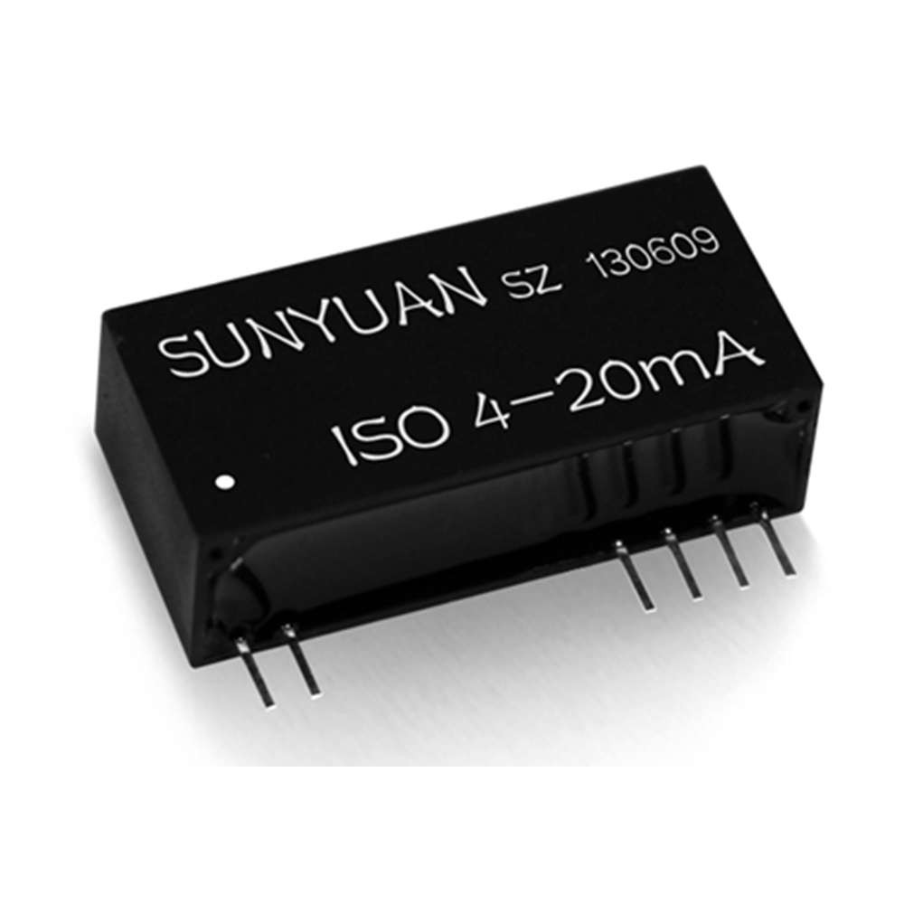 环路供电的4-20mA信号调节器/隔离放大器/信号隔离器