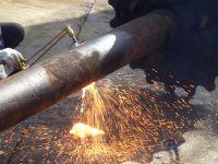 metal &amp steel cutting torch