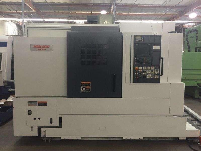 2006 MORI SEIKI-NL2500-700 (CNC Lathe Machine)