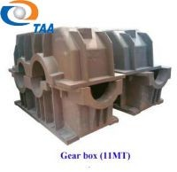 钢铸齿轮箱