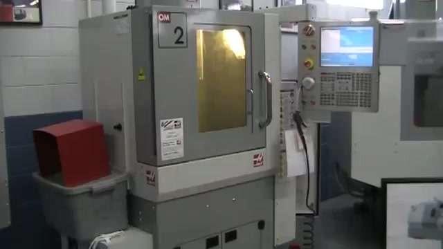 2010 Haas OM-2A (Milling Machine)