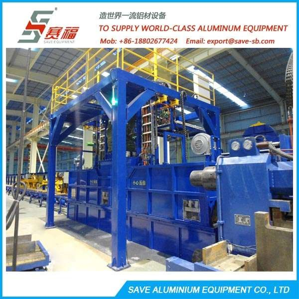 Aluminium Extrusion Profile Cooling Box