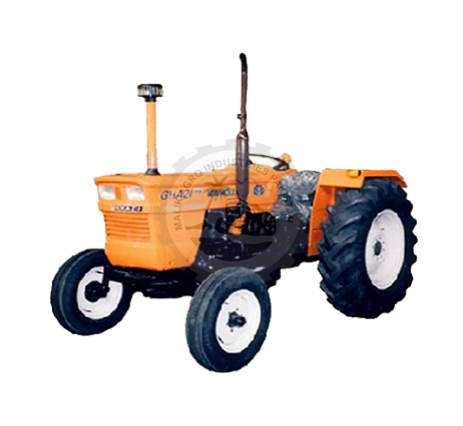 New Holland Flat Tractor