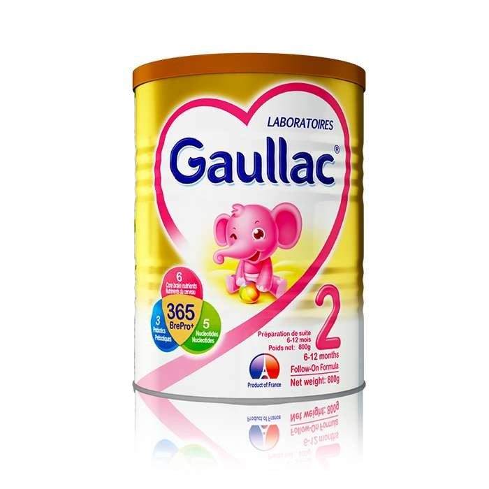 Gaullac婴儿配方奶粉2