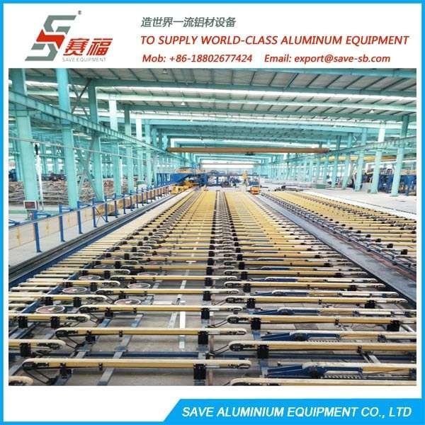 Aluminium Extrusion Profile Handling Table