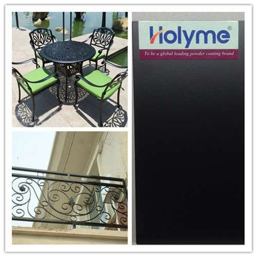 Factory direct sale High temperature Outdoor use powder paint for Furnitures manufacture