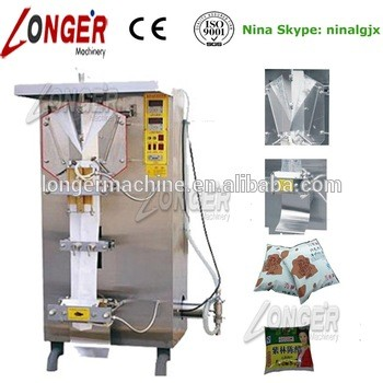 Automatic Milk Filling And Packaging Machine|Liquid Oil