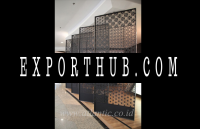 Metal Divider Partition Screen