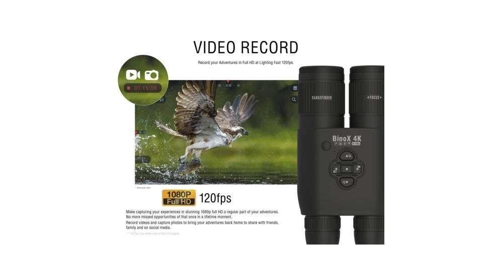 ATN BinoX 4K 4-16X Smart Day/Night Binocular (MEDAN VISION)