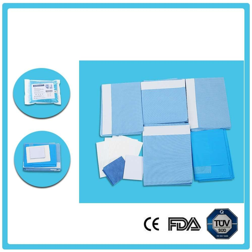 Disposable nonwoven reinforced universal packs