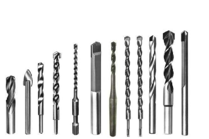 CNC Machines Drill Bits