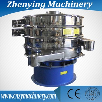 ZYD ayurvedic herbs vibrating sievezhenying sifter screen